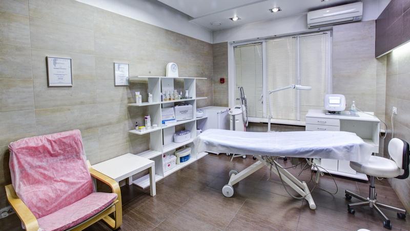 Салон красоты с медицинской лицензией м. Бауманская