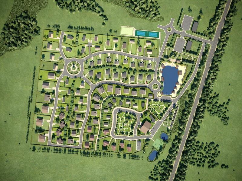 Клубная деревня, банный комплекс (арендный бизнес)